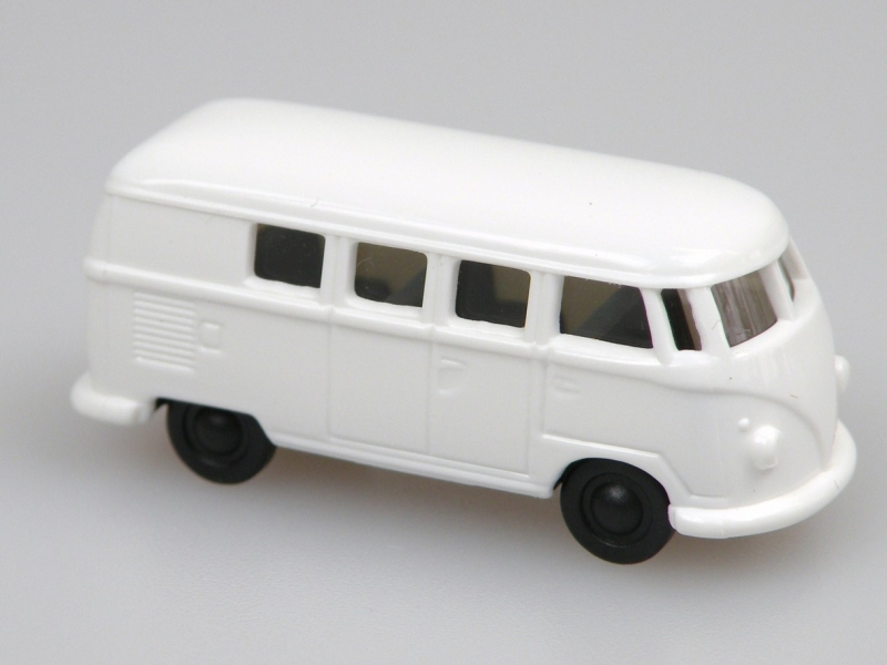 VW bus (1:120) bílý/white