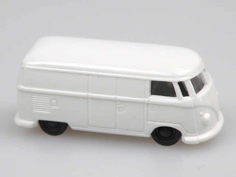 VW van (1:120) bílý/white