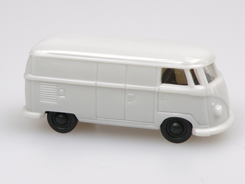 VW van (1:120) šedý/grey