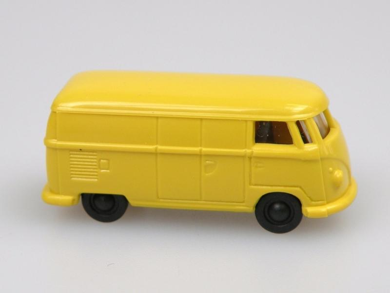 VW van (1:120) žlutý/yellow