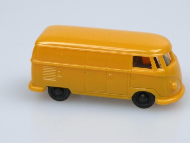 VW van (1:120) tmavě žlutý/dark yellow