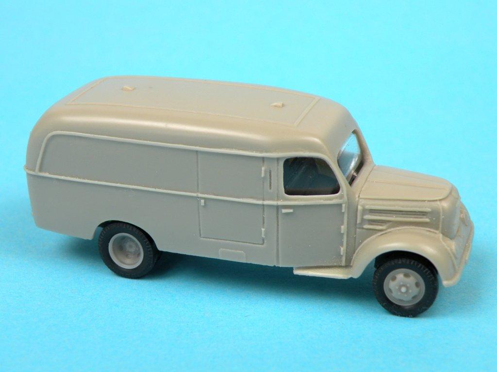 Garant 30K Van