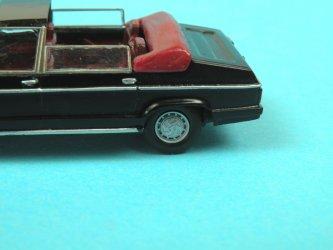 T 613 K cabriolet
