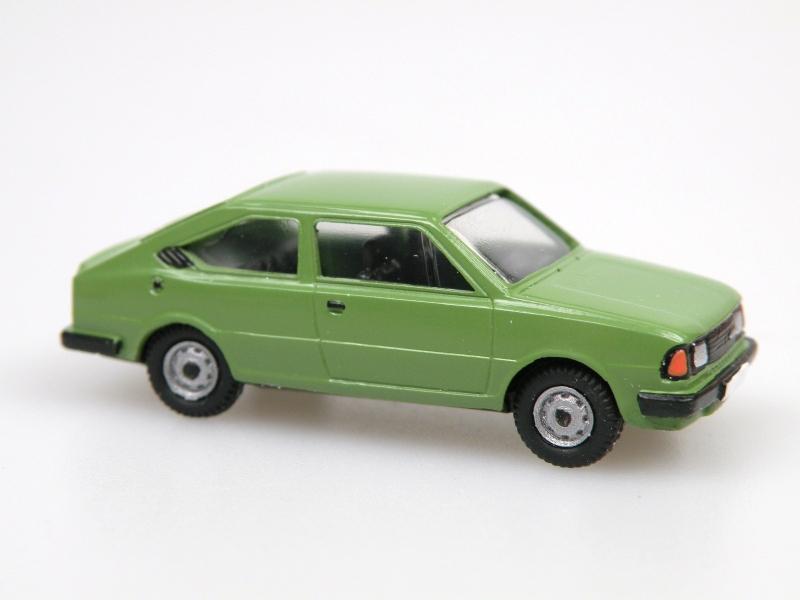 1984 S 130R coupe (zeleň břízová)