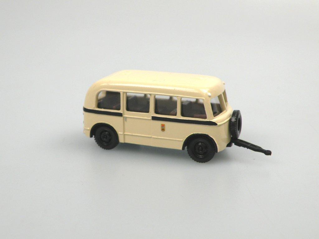 1956 W701/S autobus.přívěs Berlin