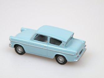 1959 Anglia 105E Light pastel blue
