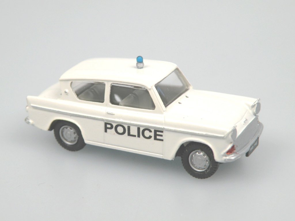 Anglia 105E3 Police  Liverpool