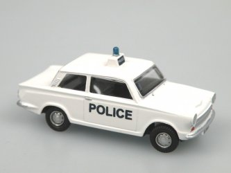 Cortina Mk.I West Sussex Police car